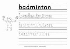 sports handwriting worksheets 15804 sport for for sporty