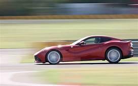 Ferrari F12 Berlinetta Alonso And Massa Unleash In New