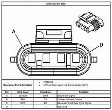 truck alternator wire to ls1 alternator wire ls1tech camaro and firebird discussion