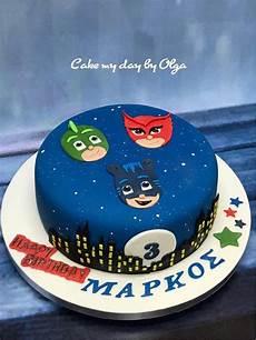 Malvorlagen Pj Masks Cake Pj Masks Cakes Cakecentral