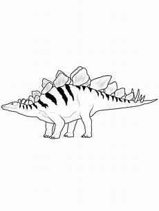 Ausmalbilder Dinosaurier Stegosaurus Kostenlose Malvorlage Dinosaurier Und Steinzeit