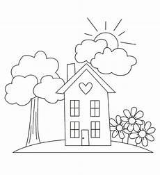 garden coloring page images for coloring home