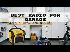 top 5 garage best radio for garage top 5 radios for your workshop