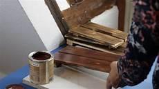 Weinkisten Shabby Streichen - holz altern aus neu mach alt mit fl 228 mmen diy m 246 bel