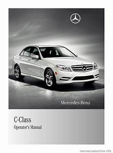 auto repair manual online 2005 mercedes benz c mercedes benz c class 2011 w204 service manual