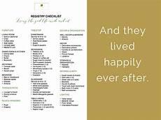 Boardmans Wedding Gift Registry List