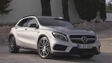 Mercedes Gla 45 Amg Edition Polar Silver Metallic
