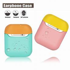 Bakeey 99wl Holder Colorful Stereo by Mix Color For Airpods Split Ultra Thin Bluetooth