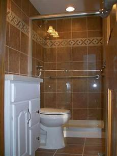 tiling ideas for a small bathroom 17 sweet chocolate brown bathroom decorating ideas