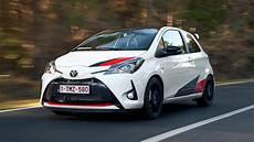 2018 Toyota Yaris Grmn Drive