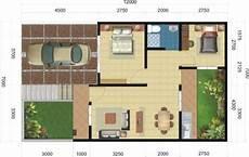 Gambar Desain Rumah Ukuran 5x10 Contoh O