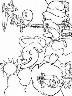 Malvorlagen Tiere A4 Zoo Animal Coloring Pages For Printable Or