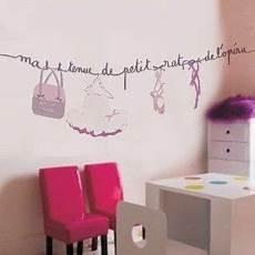 Frise Chambre Bébé Fille Stickers Guirlande Ma Tenue De Petit Rat De L Op 233 Ra D 233 Co