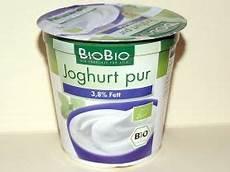Rechtsdrehender Joghurt Aldi - biobio joghurt pur 3 8 fett natur kalorien joghurt fddb
