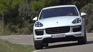 Porsche Cayenne Turbo Review  A Sports Car Trapped In An