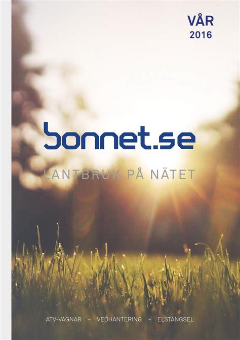 Bonnet Se