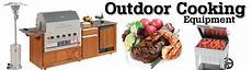 commercial outdoor cooking equipment at kirby
