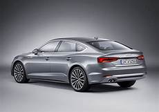 New Audi A5 Sportback The 5dr Of The 2dr Of The 4dr