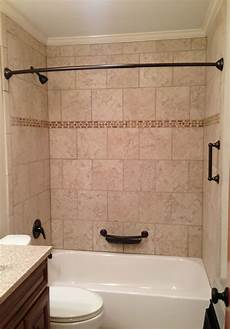 bathroom tub surround tile ideas tile tub surround beige tile bathtub surround with rubbed bronze fixtures tile tub