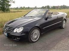 Mercedes C Klasse Cabrio Gebraucht - torino auto xtutti mercedes clk kompass
