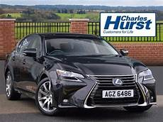 Lexus Gs 300h Executive Edition Black 2016 01 14 In