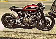 Trasformare Honda Hornet In Cafe Racer