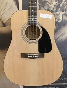 Fender 0950816021 Fa 100 Dreadnought Acoustic Guitar W Gig
