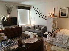Home Decor Ideas Small Apartment by 5 Studio Apartment Layouts That Just Plain Work Studio