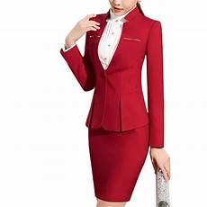 costume femme marque luxe veste jupe de costume ensemble