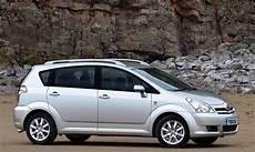 Toyota Corolla Verso Specs Photos 2004 2005 2006