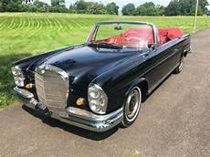 worth restoring 1962 mercedes 220se cabriolet