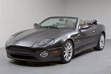 2001 aston martin db7 v12 vantage volante 6 speed for sale