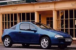 Used Vauxhall Tigra Coupe 1994  2001 Review Parkers