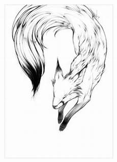quot design fox quot by lullaby d tatouage