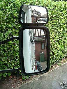 vw lt mercedes sprinter motorhome blind spot mirror new ebay