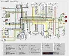 honda xrm rs 125 wiring diagram