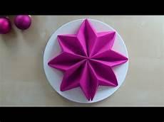 Napkin Folding How To Fold Napkin Napkin