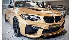 modified bmw m2 this is a gold 621bhp modified bmw m2 top gear