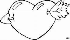 Malvorlagen Herz Mit Pfeil Pfeil Mit Herz Ausmalbild Malvorlage Comics