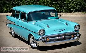 17  Best Images About 55 57 Chevy Wagons On Pinterest
