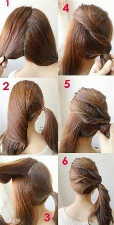7 easy step by step hair tutorials for beginners pretty designs