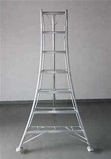 Leiter 7 Stufen - leiter alu frutty 7 stufen h200 cm b100 cm inderst