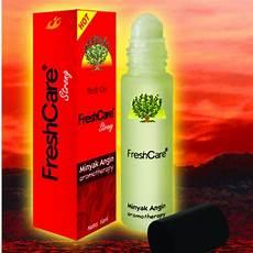 fresh care minyak angin aromaterapi yağı