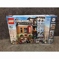 lego creator detective s office 10246 ebay