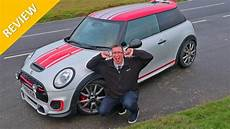 2019 mini jcw review 2019 mini jcw review with pro tuning kit and loud jcw pro