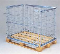gabbie metalliche rollcontainers roll cages and trolleys for materials handling