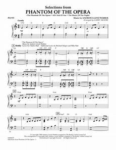download selections from phantom of the opera piano