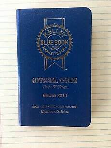 kelley blue book used cars value calculator 2008 mazda mx 5 seat position control kelley blue book official guide march 14 used car value 2008 14 western edition ebay