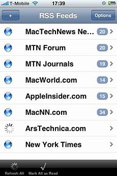 Neue Version Newseverywhere Erschienen Iphone Touch