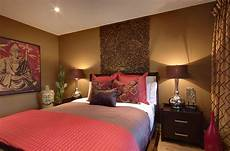 Asian Inspired Bedrooms Design Ideas Pictures